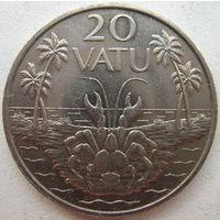 Вануату 20 вату 1983 г.