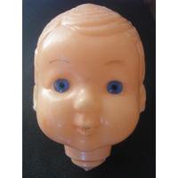 Большая (17 см.) голова от куклы.