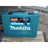 Оригинальный пластиковый кейс Makita с органайзером. Размеры, см: 47 х 36 х 14.