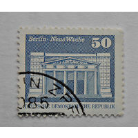 ГДР. 1973г., Берлин архиектура, здания