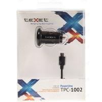 "Зярядное USB устройство для автомобильного ""прикуривателя"" TeXet PowerUno TPC-1002"