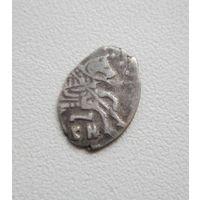 Копейка Петра I датированная 1700 года чеканки - (знак СH) Старый денежный двор. #1630