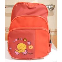 Рюкзак школьный cagia и ремни поясные школьнику.