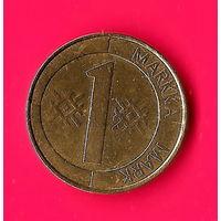 18-27 Финляндия, 1 марка 1994 г.