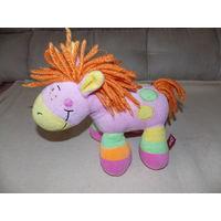 Лошадка- мягкая игрушка фирмы Фэнси