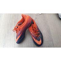 Бутсы Nike Jr Hypervenom Phelon, размер 29,5.