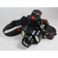 Налобный фонарь Varlontiger MX-A6-T6 ZOOM