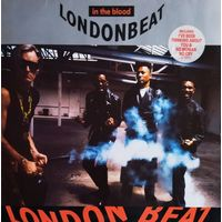 Londonbeat. / In The Blood / 1990, BMG, LP, EX, Germany