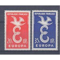 [285] Франция 1958.Европа.EUROPA.