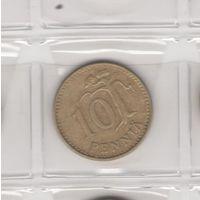 10 пенни 1974. Возможен обмен