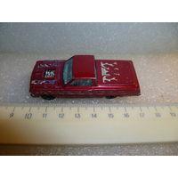 Модель авто FORD Ranchero`65.Mattel-HotWheels. масштаб 1:59-60.