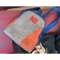 Рюкзак в стиле преппи