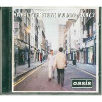 CD Oasis - (What's The Story) Morning Glory? (1995) Alternative Rock, Brit Pop