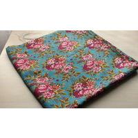 Ткань для пошива.Шелк искусственный #4