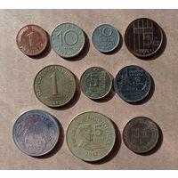 10 монет со всего мира 5