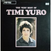 Timi Yuro /The very best of/1980, UA, LP, NM, England