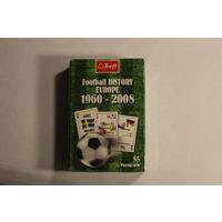 Карты игральные запакованы футбол с 1960 по 2008 год