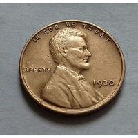 1 цент, США 1930 г.