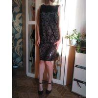 Крутое коктейльное платье, 42-44