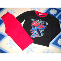 Фирменная пижама ''Человек-паук'' 98 - 104
