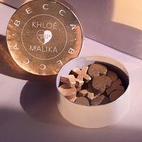 BECCA Khloe&Malika Glow Letters