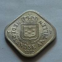 5 центов, Нидерландские Антильские острова, (Антиллы) 1975 г.