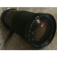 Cosina 28-200 mm f/ 3.5-5.6 MC Macro PK + Canon EF
