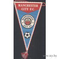 Вымпел ФК Manchester City