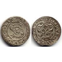 Шеляг 1598, Сигизмунд III Ваза, Рига, Коллекционное состояние