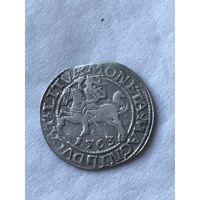 Полугрош 1563   - с 1 рубля.
