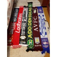 Спортивные шарфы.