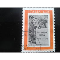 Италия 1973 поэт и художник
