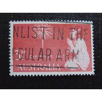 Австралия 1957 год. Рождество.