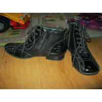 Ботинки Зебра р.32
