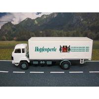 Модель грузового автомобиля Saurer. Масштаб HO-1:87.