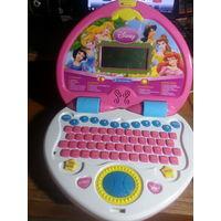 Обучающий планшет для маленьких принцесс DISNEY