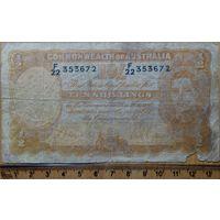 10 шиллингов 1939 г. Австралия #P25a