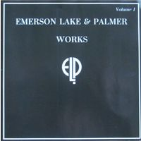 Emerson, Lake & Palmer - Works Volume 1 (1977, 2 x Audio CD)