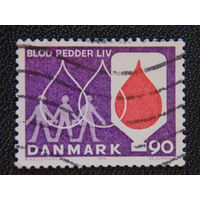 Дания 1974 г. Медицина.