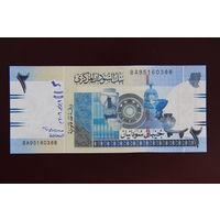 Судан 2 фунта 2006 UNC