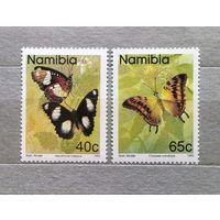 Намибия.1993г. Бабочки.