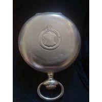 Часы старинные карманные spiral breguet 52538/0 швейцарские