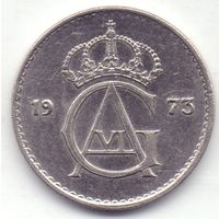 Швеция, 10 эре 1973 года.