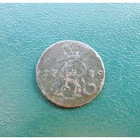 1 грош 1789г