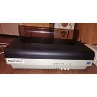 Принтер СМ6325.01 D-100 Польша 1990 с документами, в коробке