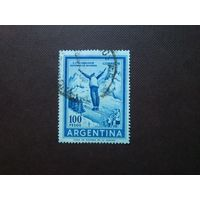 Аргентина 1961 г.Спорт.