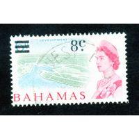 Багамские острова. Ми-215. Королева. Освоение земель. 1965.