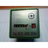 Счетчик работы электрооборудования (на 220в)
