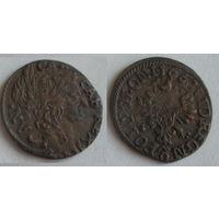 Боратинка 1661 коронна-29