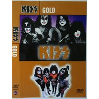 KISS - GOLD, DVD5 (есть варианты рассрочки)